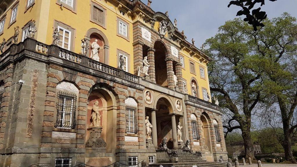 villa torrigiani lucca