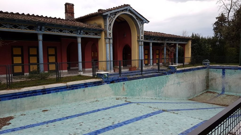 villa reale Lucca