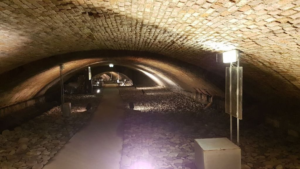 Pistoia sotterranea