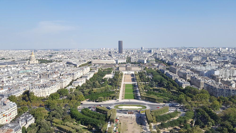 una settimana a Parigi cosa fare e vedere