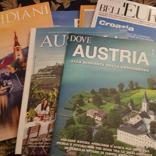 viaggio in auto in europa