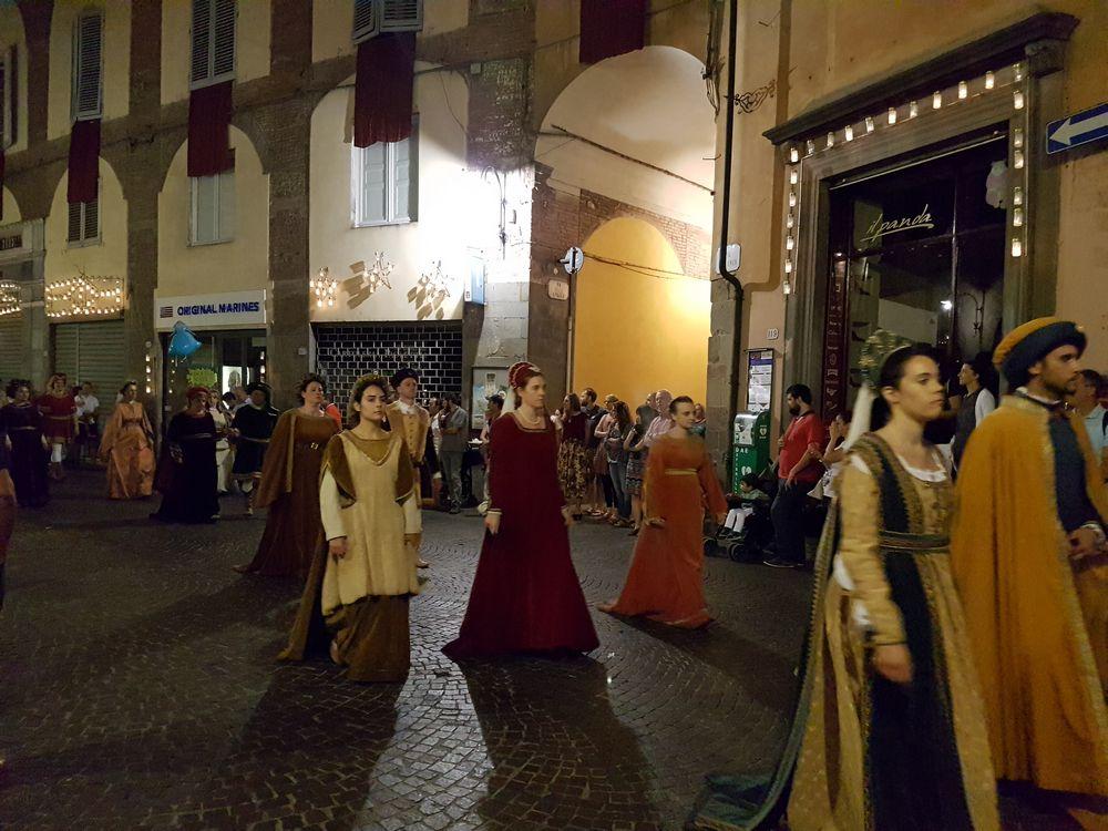 settembre a Lucca