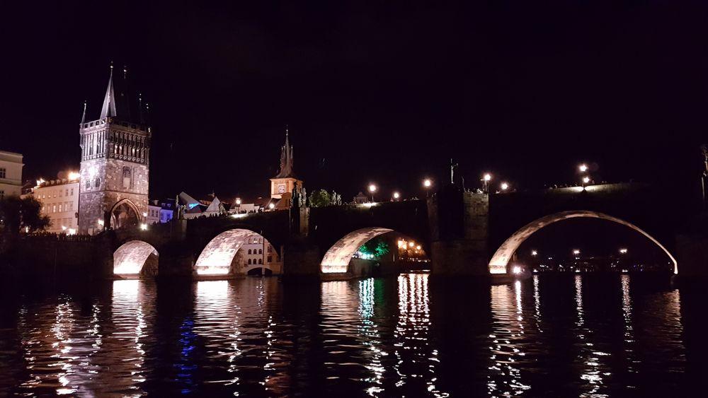 notte magica a Praga