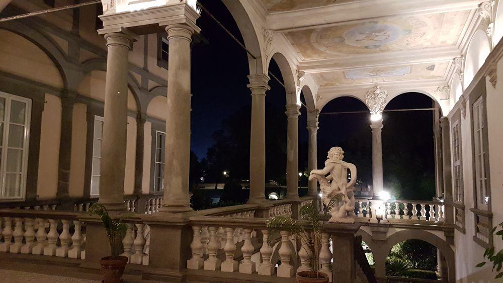 visita a palazzo pfanner