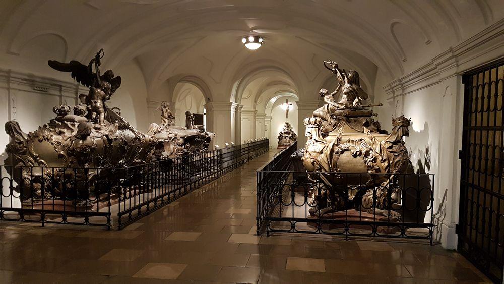 il centro di Vienna