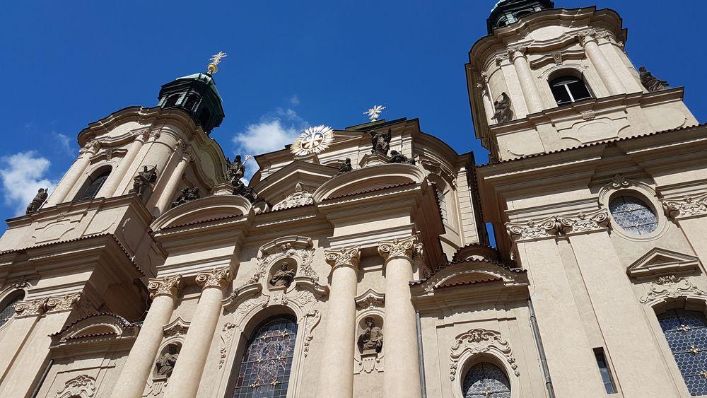 centro di Praga