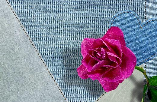 storia dei jeans denim