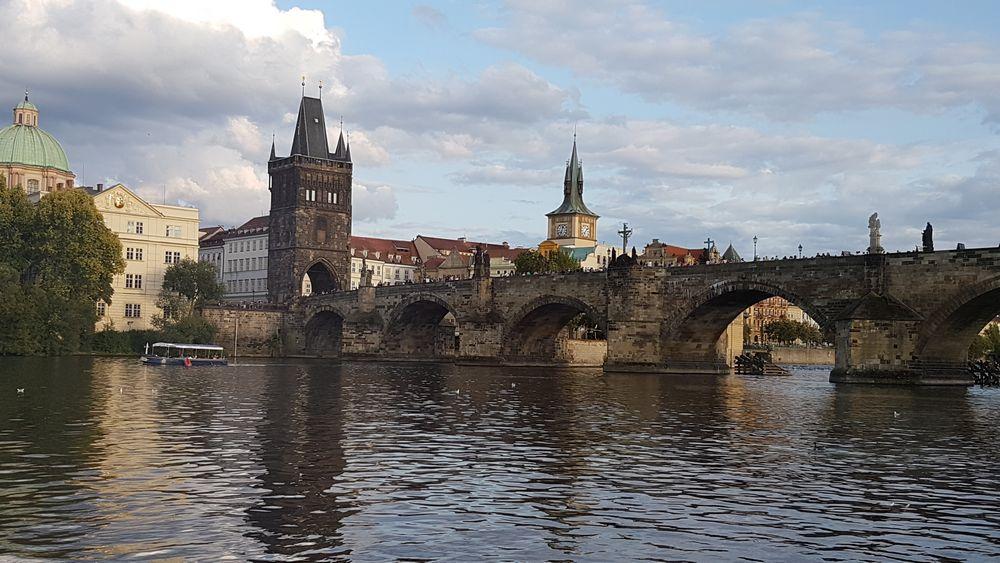 un tour da Vienna a Praga