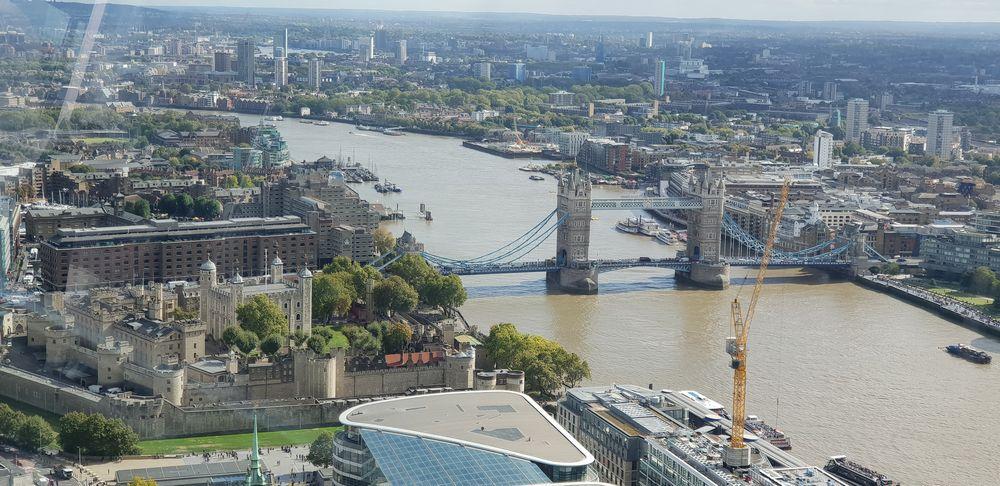 tre giorni a Londra