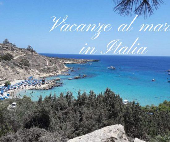 vacanze al mare in italia