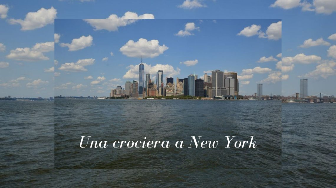 una crociera a new york