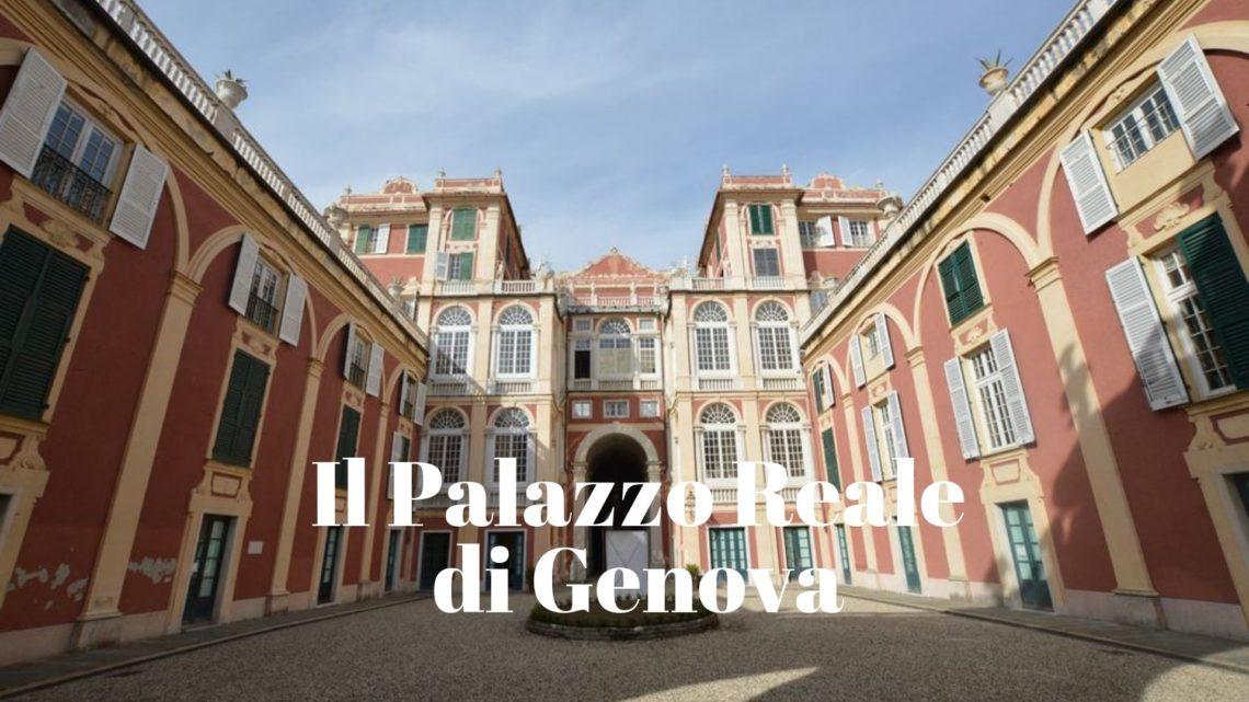 palazzo reale di genova